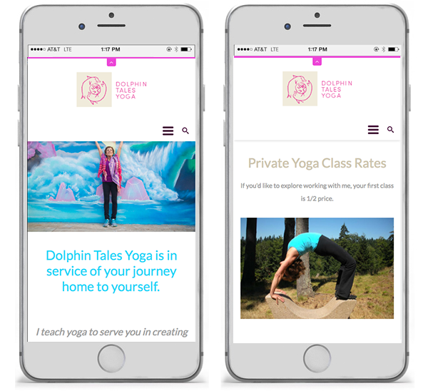 Dolphin Tales Yoga - Registered Yoga Teacher