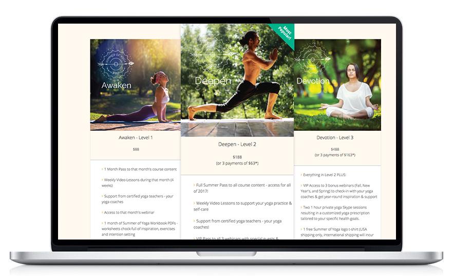 Summer of Yoga - summerofyoga.com