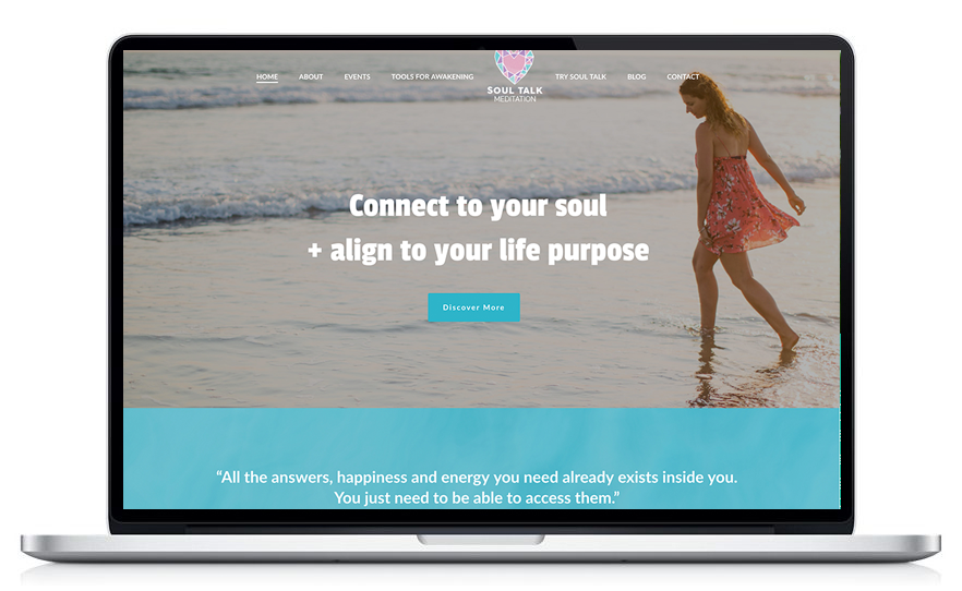 Soul Talk Meditation provides tools of awakening and empowerment to realize your full potential and create a life of purpose.
